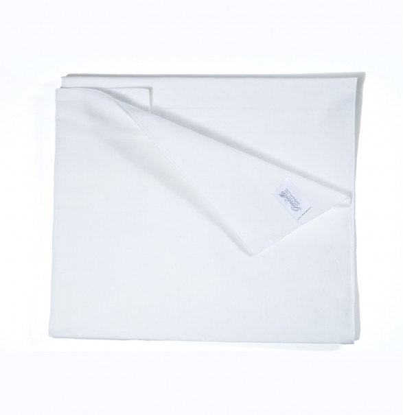 Pillow Cover White DELUXE 53x75cm