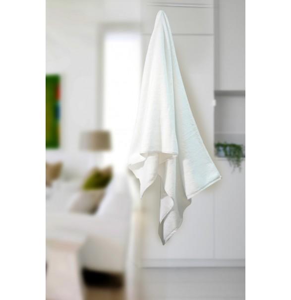 Bath Towel - White PREMIUM 70x140cm -...