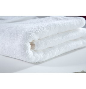 Bath Towel - White DELUXE...