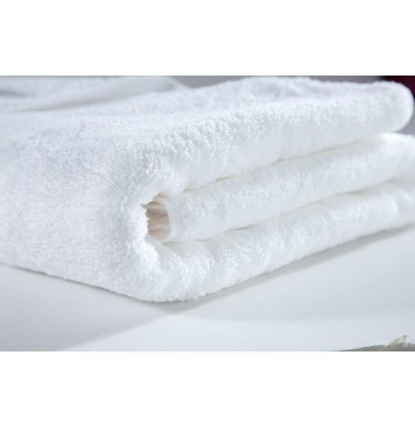 Bath Towel - White DELUXE 75x150cm -...