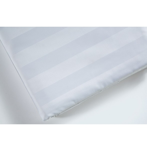 Bed Sheet White Single DELUXE...