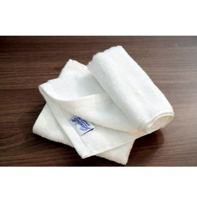 Face Towel - White DELUXE...