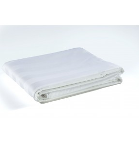 Bed Sheet White Double...