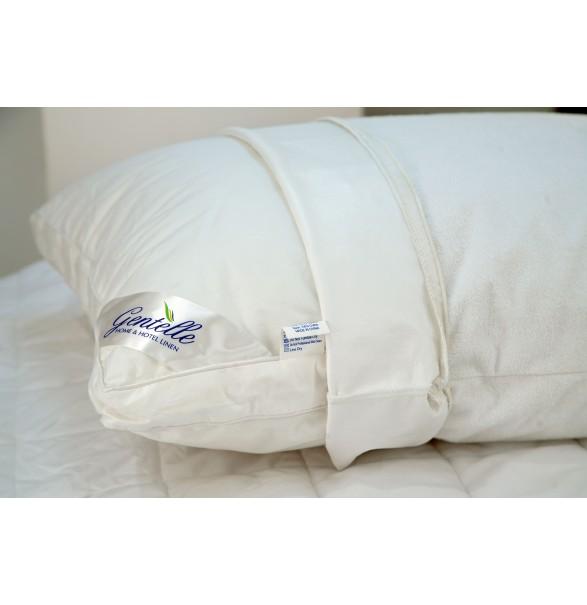 Pillow Protector - White 50x75cm -...
