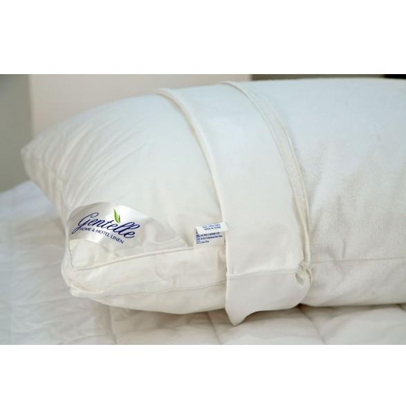 Pillow Protector - White 50x90cm -...